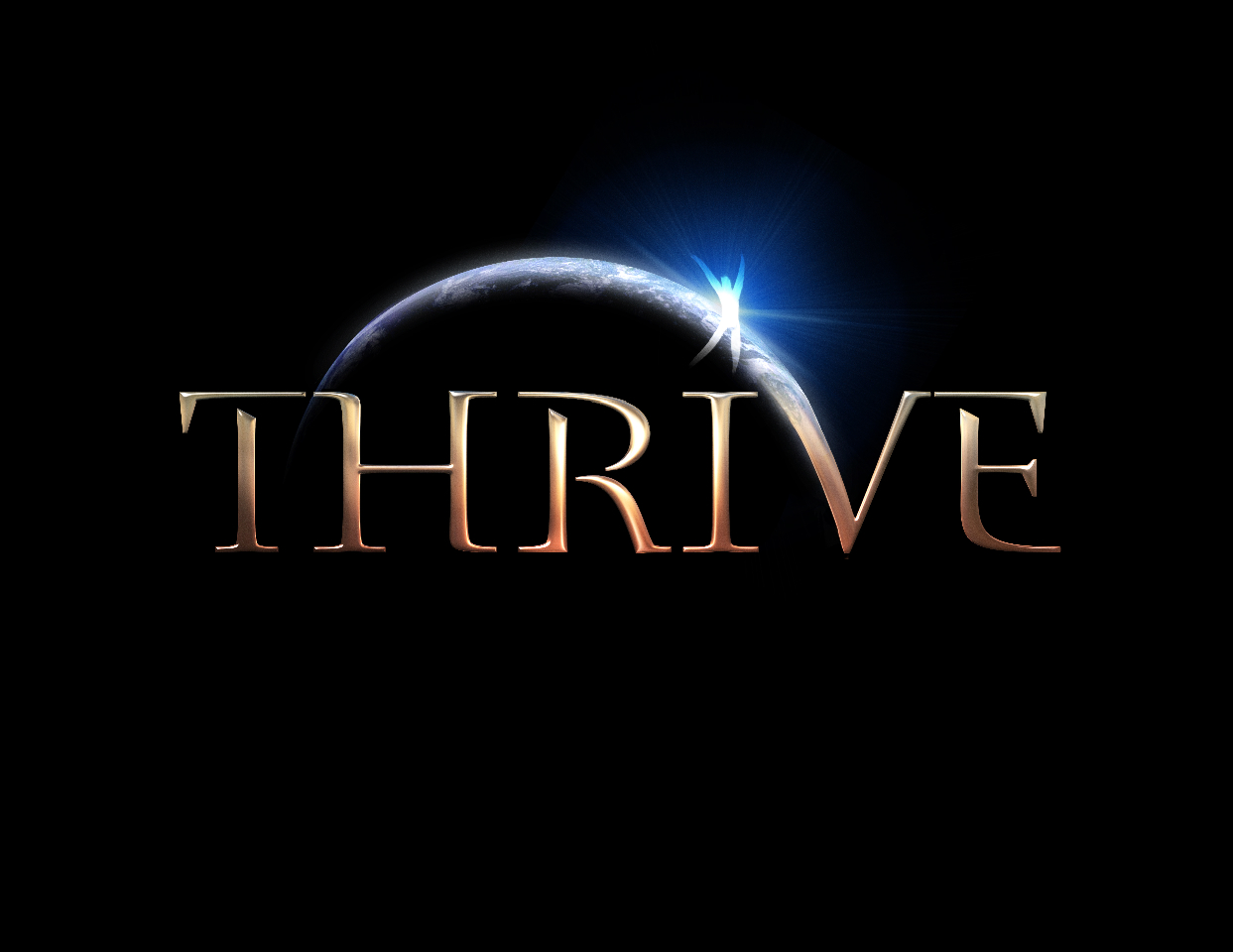 THRIVE: WHAT ON EARTH DOES IT OFFER?